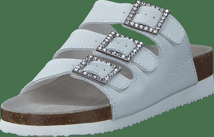Sköna Marie - Crown White/Strass