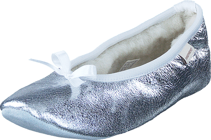Silver Shepherd Kjøp Saga Flats Blå Sko Online UEpqTW