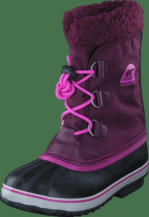 Yoot Pac Nylon Youth 562 Purple Dahlia