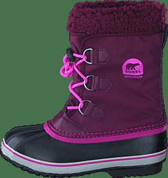 Sorel - Yoot Pac Nylon Youth 562 Purple Dahlia 15aac1f6a8