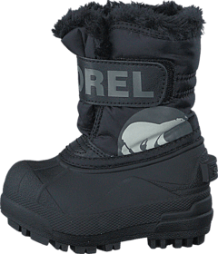 Snow Commander Toddler 010 Black