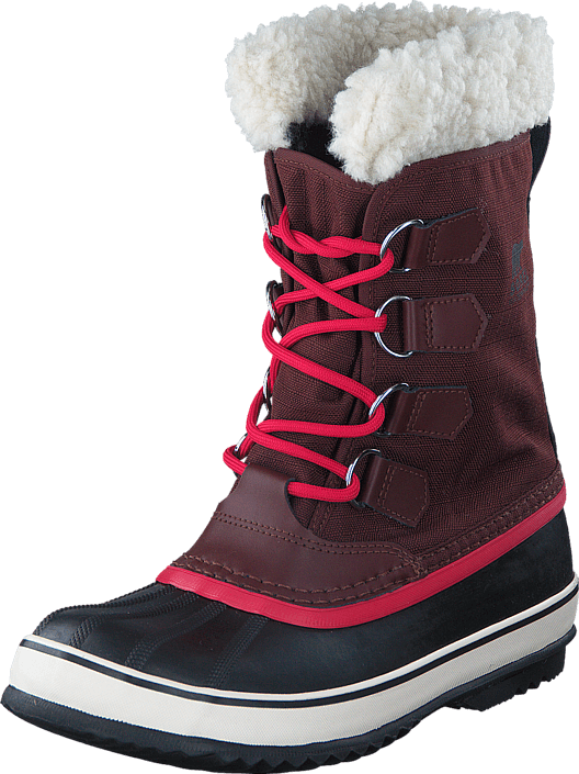 Sorel - Winter Carnival 628 Redwood, Candy Apple