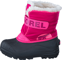 Snow Commander 652 Tropic Pink, Deep Blush