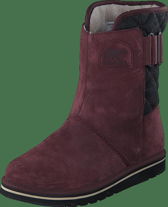 Sko Newbie Sorel Kjøp 628 Online Boots Redwood Black Lilla wRqqYd
