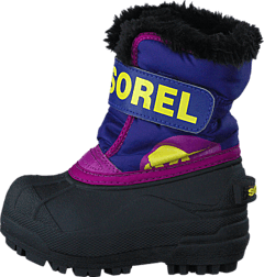 Snow Commander Toddler 484 Grape Juice, Bright Plum