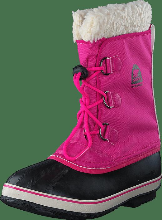 Yoot Pac Nylon Youth 627 Haute Pink