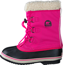 Yoot Pac Nylon Youth 627 Haute Pink