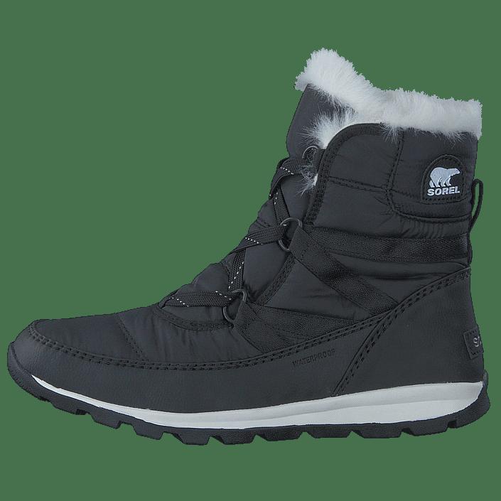 Kjøp Sorel Whitney Short Lace 010 Black Sea Salt sko Online