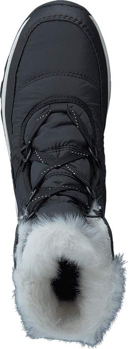 Sorel - Youth Whitney Short Lace 010 Black Sea Salt