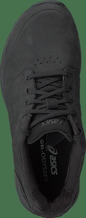 black Black Odyssey Sko Online Wr Sorte Kjøp Sneakers Asics Gel xSqvHSCg