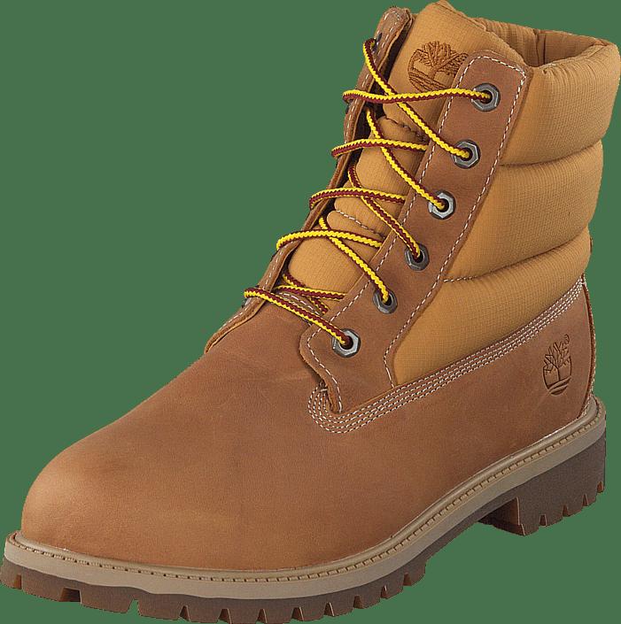 Brune Boots Sko Online Boot Quilt Kjøp 6 In Wheat Timberland Saddleback qvx1Z0xO