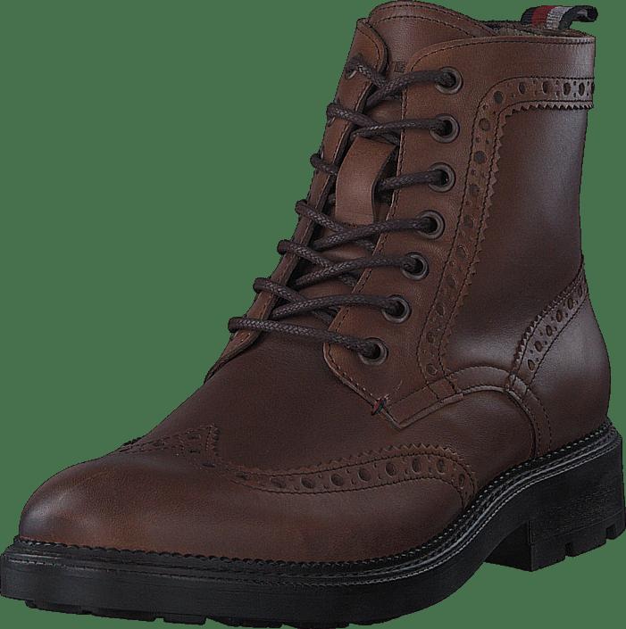 f2a71b45 Kjøp Tommy Hilfiger Heritage 5A1 Decadent C brune Sko Online ...