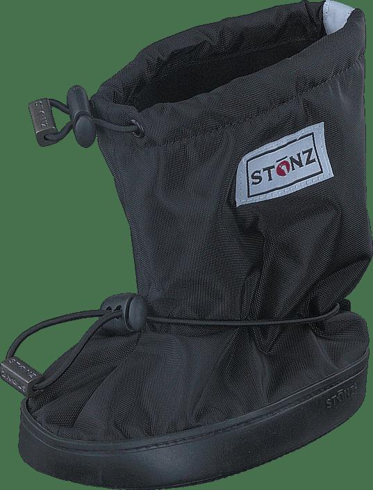 Stonz Booties Black