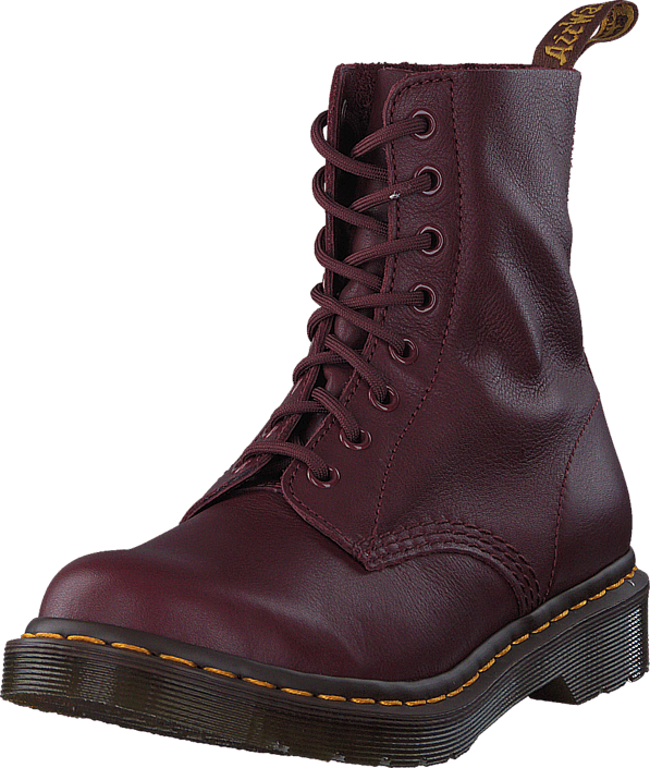 Dr Martens - Pascal Shiraz Red