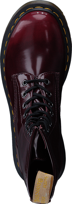 Dr Martens - 1460 Vegan Cherry Red