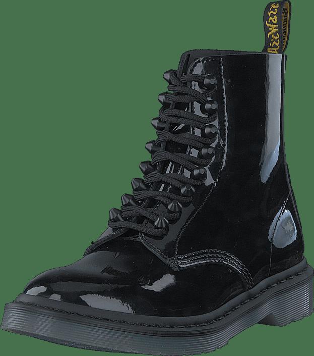 Sko Online Martens Dr Sorte Stud Black Kjøp Boots Pascal x04WxP