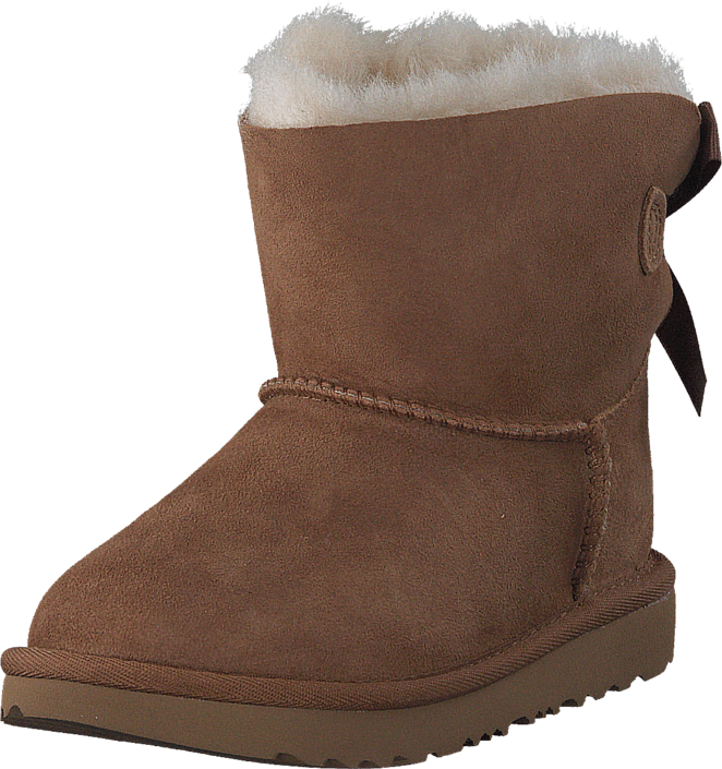 Mini Bailey Bow II Kids Chestnut