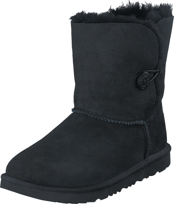 UGG - Bailey Button II Kids Black