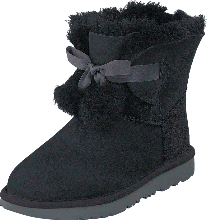 UGG - Gita Kids Black