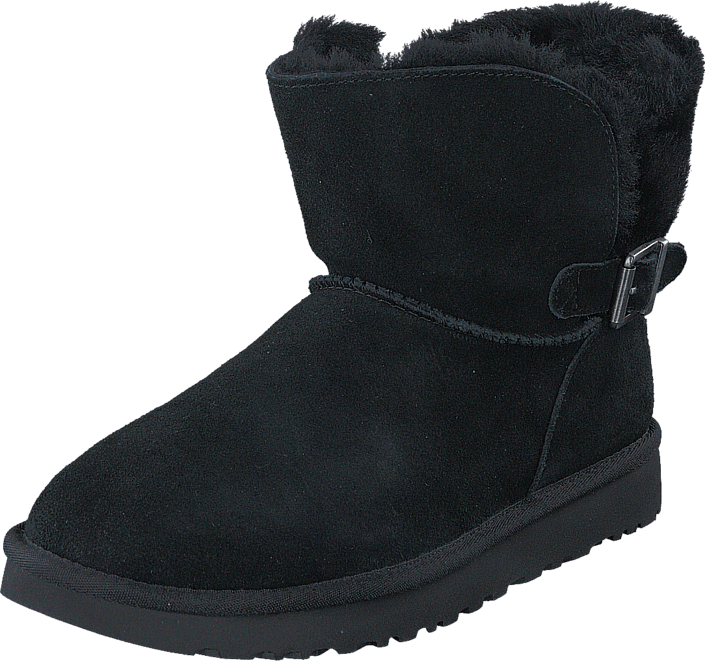 Karel Sko Sorte Online Ugg Kjøp Boots Black Zw8CzHnxq
