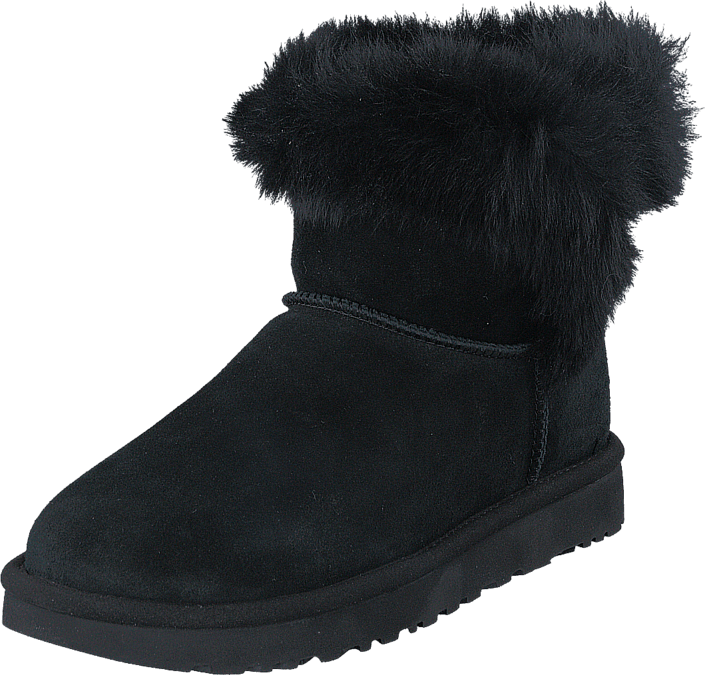 Sorte Ugg Black Boots Milla Online Sko Kjøp qtwWTdvw