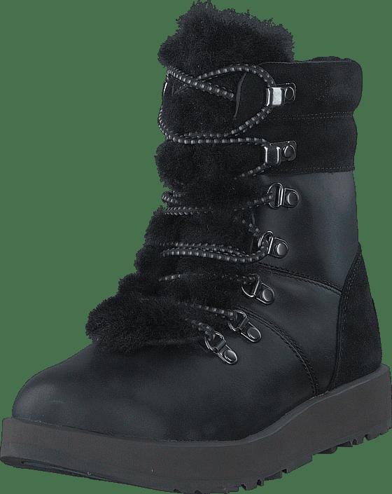 Viki Waterproof Black | Brandos