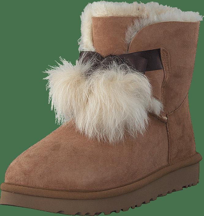 Brune Online Sko Kjøp Boots Chestnut Gita Ugg FwXgxtvU