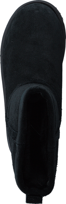 UGG - Classic Mini Waterproof Black