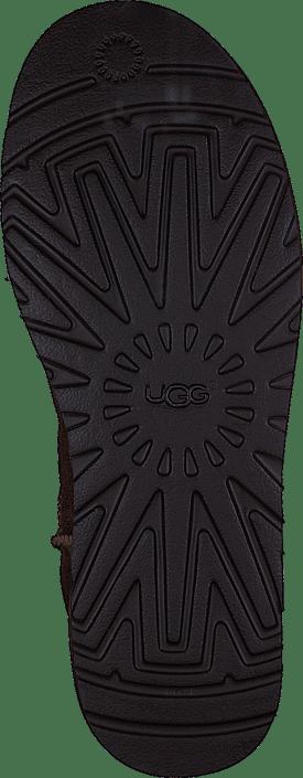 Kjøp Ugg Classic Mini Bomber Jacket Chestnut Sko Online