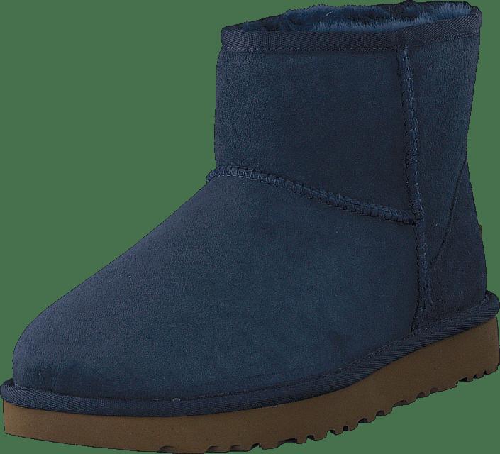 Kjøp Online Boots Mini Sko Ii Navy Blå Ugg Classic PWwPOq7az4