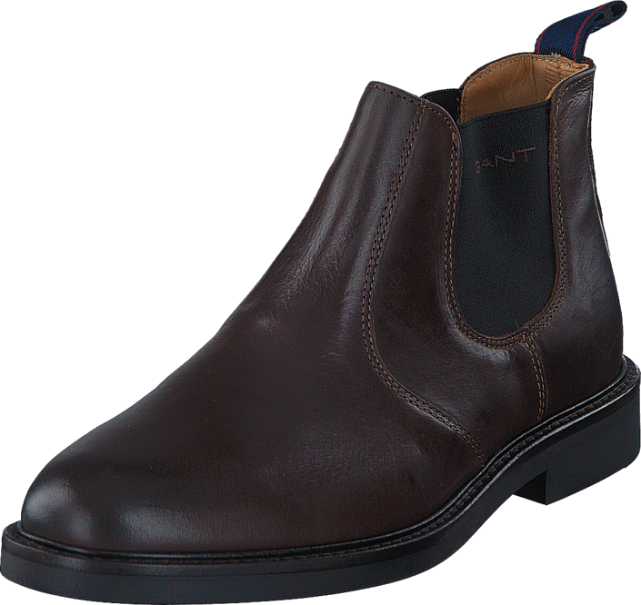 Gant - Spencer G46 Dark Brown Leather