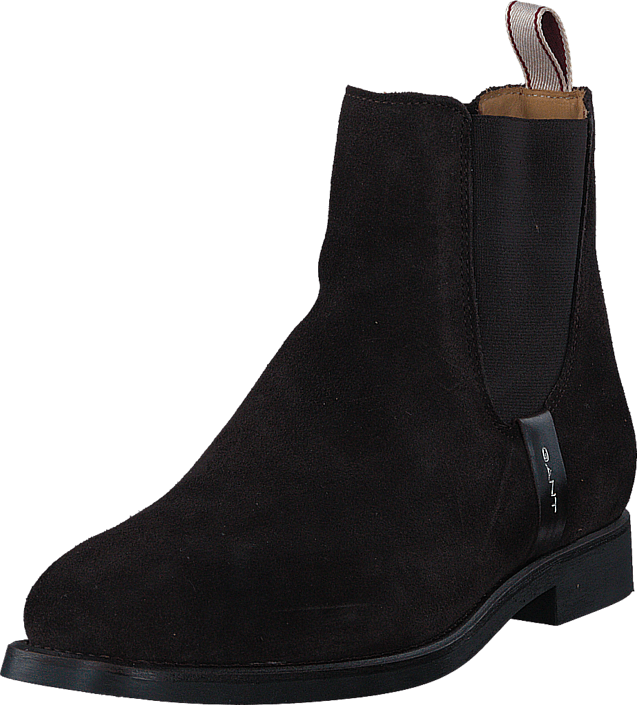 Dark G46 Kjøp Brown Online Boots Sorte Jennifer Gant Sko CfpwcUvqAp