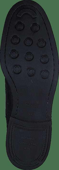 G82 Sko Kjøp Ashley Online Asphalt Grey Boots Sorte Gant rrEwYf