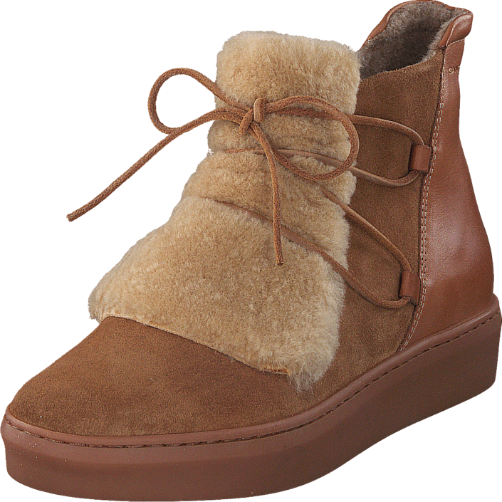 G771 Online Khaki Brune Warm Gant Kjøp Sko Anne Boots n01Ex4