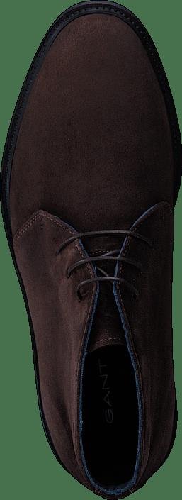 Multicolore Chaussures De Femme Acheter Gant Walter G46 Dark marron Chaussures Online 0Um6KJ6p