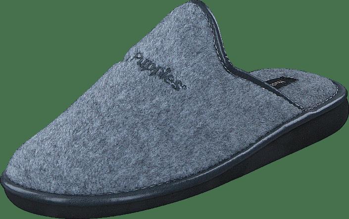 Hush Kjøp Online Boston Puppies Grey Sko Blå Sandals Felt dFHqFawC
