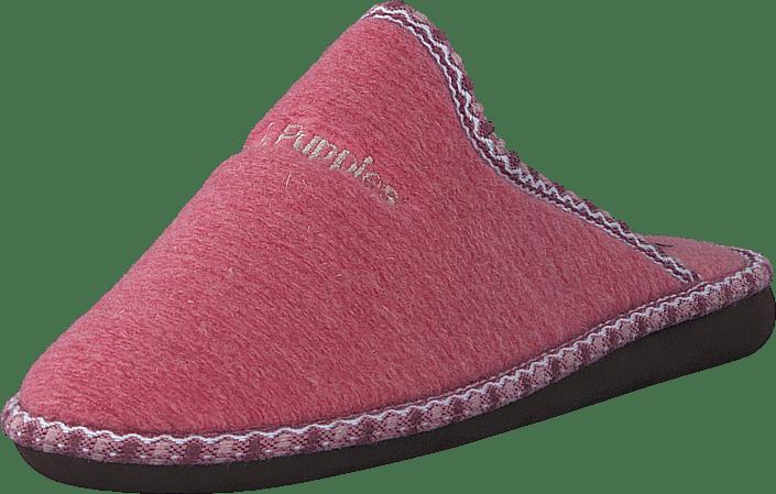 Felt Slipper 4901 Pink