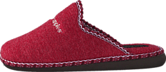 Felt Slipper 4901 Red