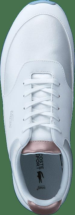 317 Sko Online Chaumont Lacoste Wht Kjøp 1 Sneakers Lace Hvite TStqqf