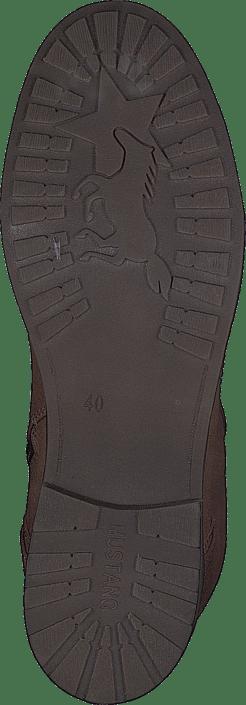 Chestnut Mustang Boots 1265502 Brune Sko Online Kjøp 301 CA7twPxPcq