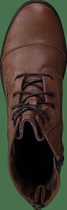 Kjøp 1265502 Boots Brune Chestnut Sko 301 Online Mustang 7rqUw7