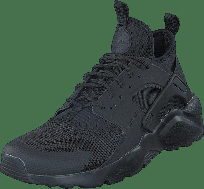 Air Huarache Run Ultra Black
