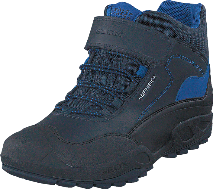 Geox - J New Savage Boy B ABX A Navy/Royal