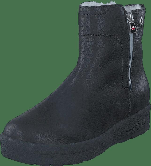 Sko Baker Kjøp Black Mount Online Boots Snow Sorte Canada tYqY16