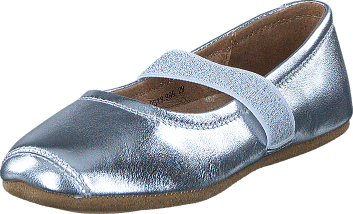 Home Shoe Ballet Silver