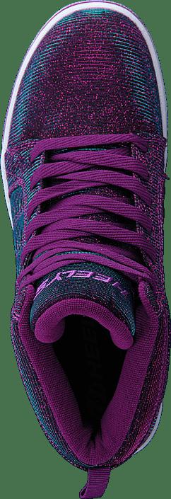 Heelys - Uptown Berry/Aqua Colourshift