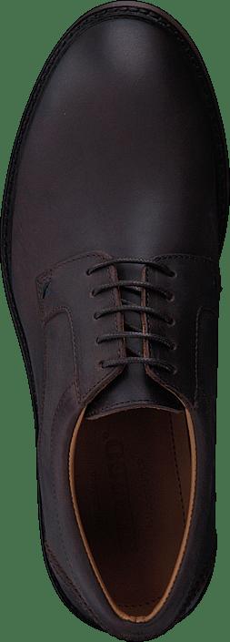 Kjøp Sebago Bryant Lace Up Dark Brown Sko Online