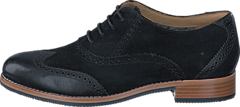 Claremont Brogue Black