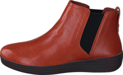 Superchelsea Boot Dark Tan