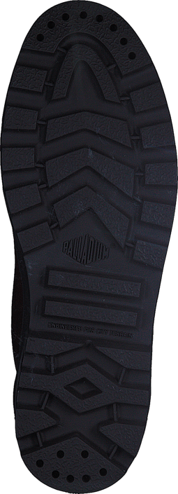 Palladium - Pallabosse Off Lthr Sunrise/Chocolate